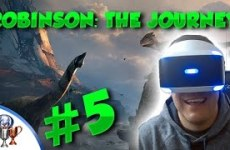Robinson-The-Journey-PSVR-Free-Roam-Hunt-For-Remaining-Trophies-Platinum-Lets-Play-PART-4