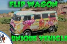 Watch-Dogs-2-Unique-Vehicle-Location-Flip-Wagon-How-to-Find-The-Flip-Wagon-Rare-Car