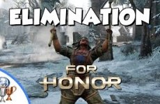 For-Honor-New-MP-Mode-Elimination-4v4-New-Maps-Heroes-Peacekeeper-Shugoki-Warlord