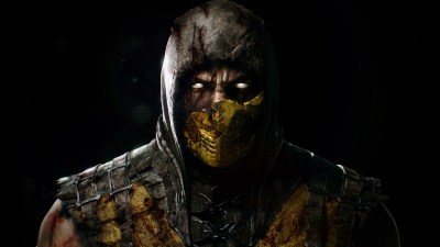 Mortal Kombat X Scorpion | PS4Wallpapers.com