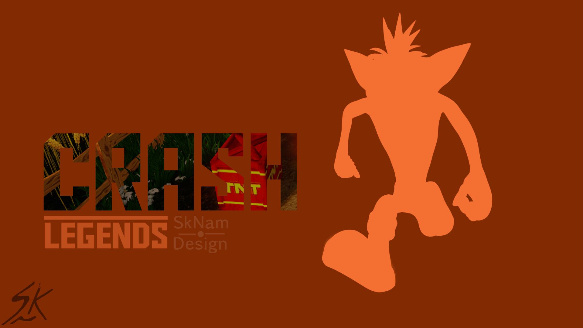 Goku 3d Wallpaper Download Crash Bandicoot 1 Ps4wallpapers Com