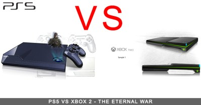 PS5 vs XBox 2 (Project Scorpio) - The Eternal War