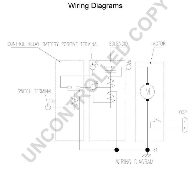 2007 international 7600 wiring diagrams
