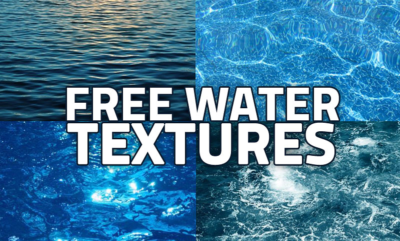 45+ Free Water Textures  Backgrounds For Designers PSDDude