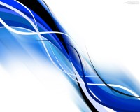 Red and blue abstract waves backgrounds | PSDGraphics