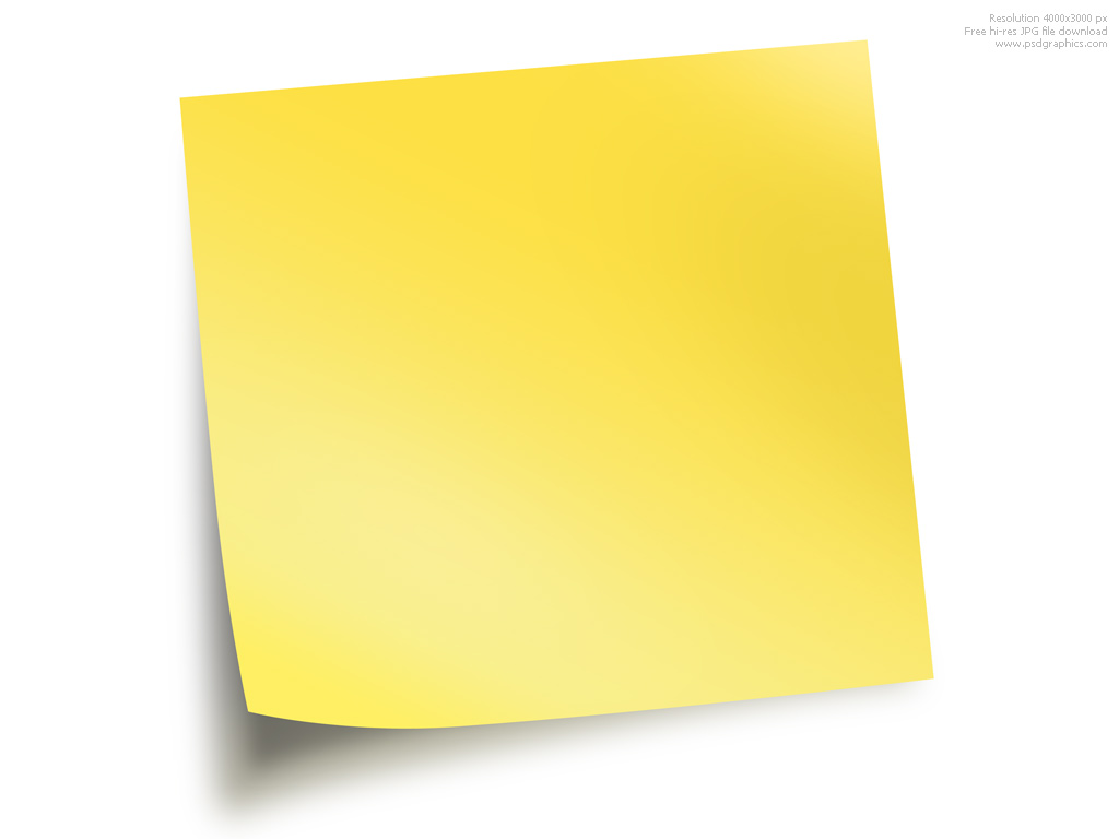 Keywords yellow sticky note white sticky note blank paper note post it note license free for personal use author psd graphics