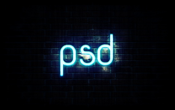 Learn how to create Neon Text in Photoshop psdstation