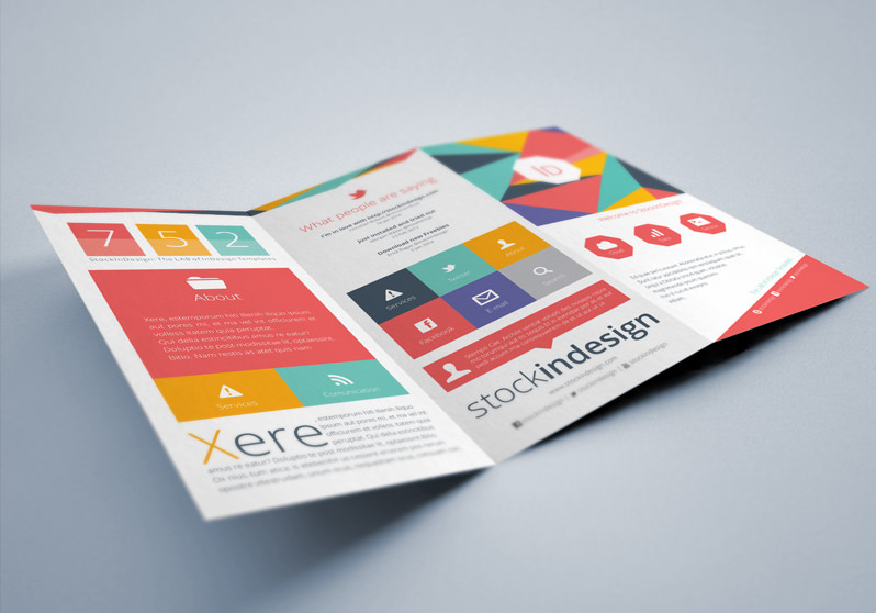 Indesign Poster Template. 15 business newsletter template indesign ...