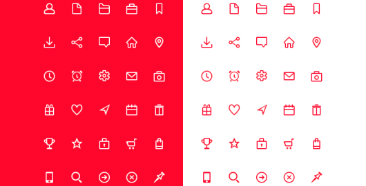 Free Useful PSD Icons Set