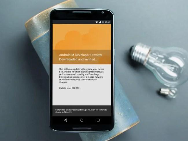 Nexus 6 Mockup