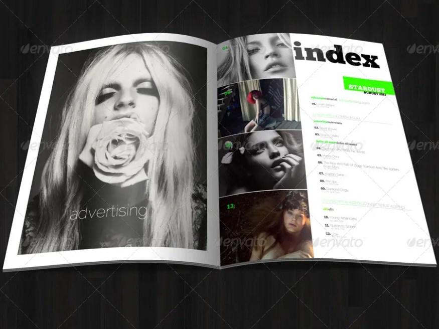 40 Pages Multipurpose Magazine