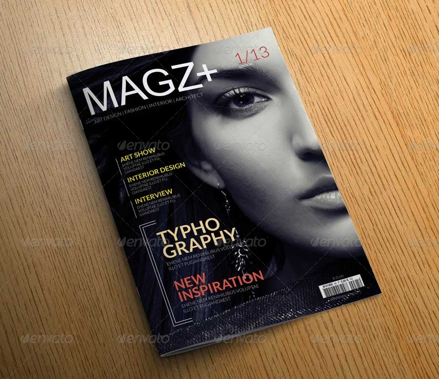 55+ Best Magazine Templates - Photoshop PSD  InDesign Download