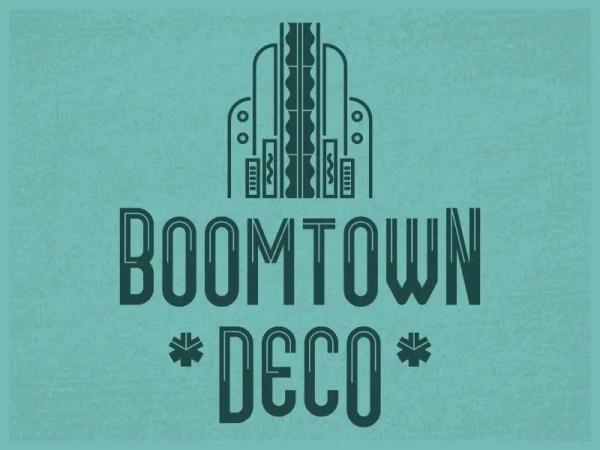 Boomtown Deco