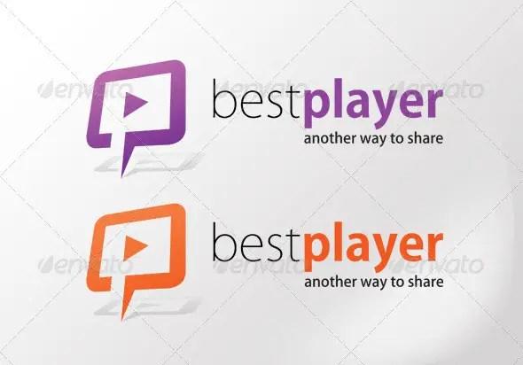 BestPlayer Logo Template