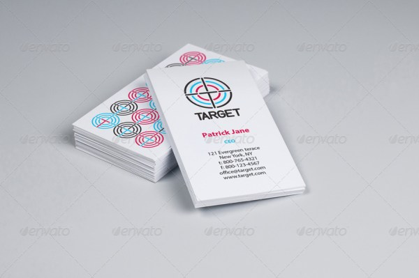 Business Cards Studio Mockup
