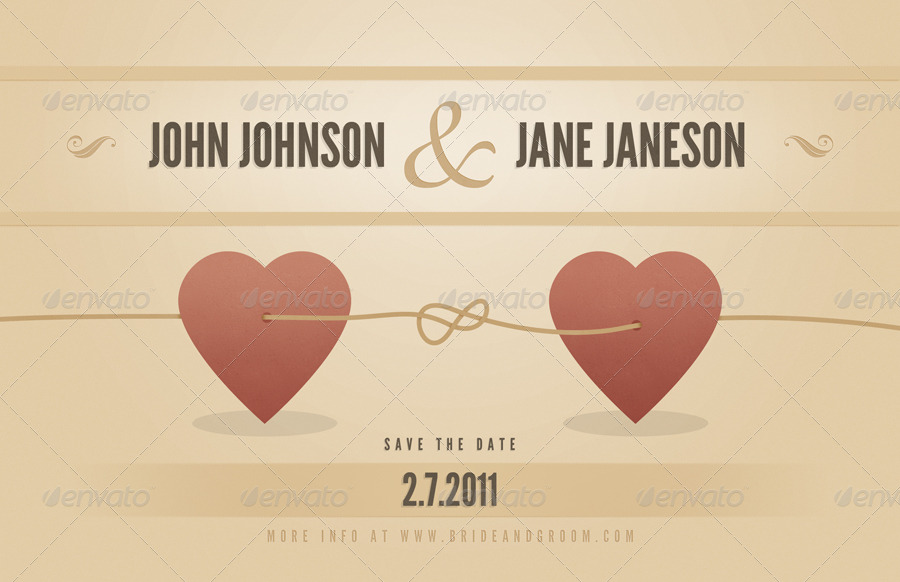 37+ Awesome PSD  InDesign Wedding Invitation Template Designs For