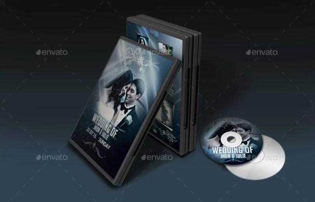 DVD Cover Mockups
