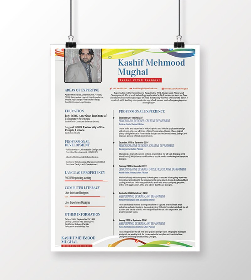 42 impeccable resume templates word psd indd ai