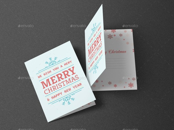 Greeting Card and Invitation Mockup Vol. 2