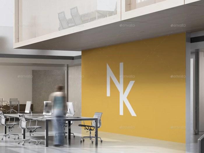 Office Branding Mockup