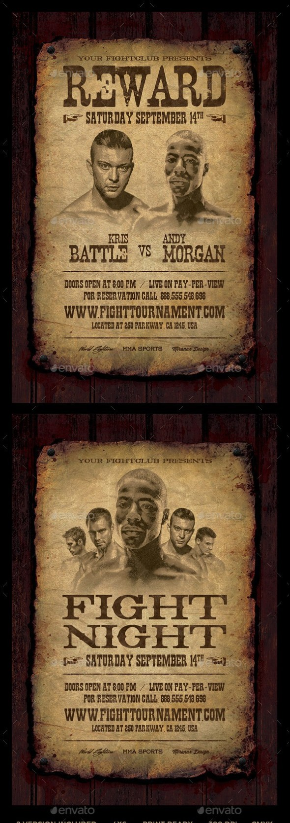15 Best Wanted Poster Templates PSD Download – Wanted Posters Templates