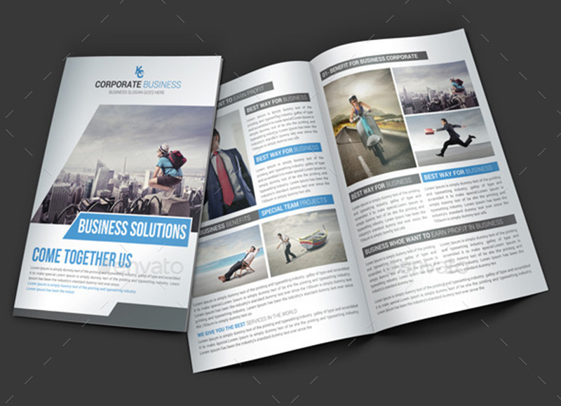 great corporate brochure psd templates