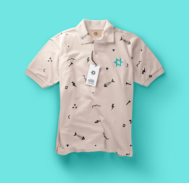 great photoshop polo shirt psd mockup