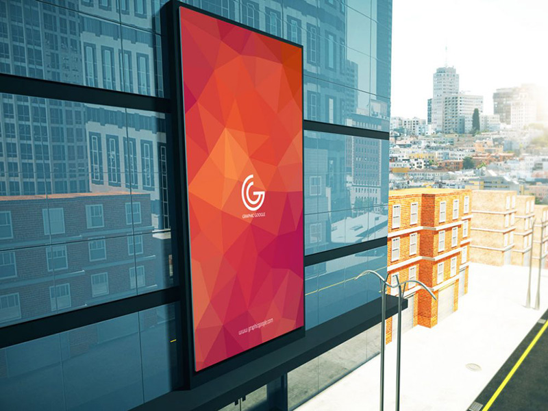 coolest free outdoor advertising billboard mockups psd for download