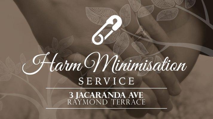 Harm Minimisation Service