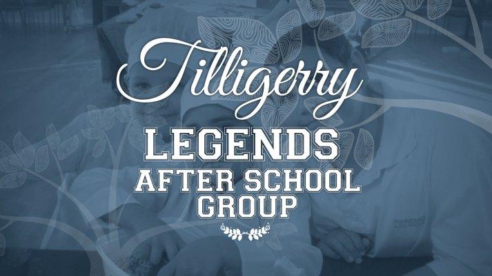 Tilligerry Legends After School Group