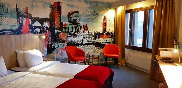 Bild på hotellrum från Good Morning+ Helsingborg