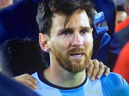 choro de messi
