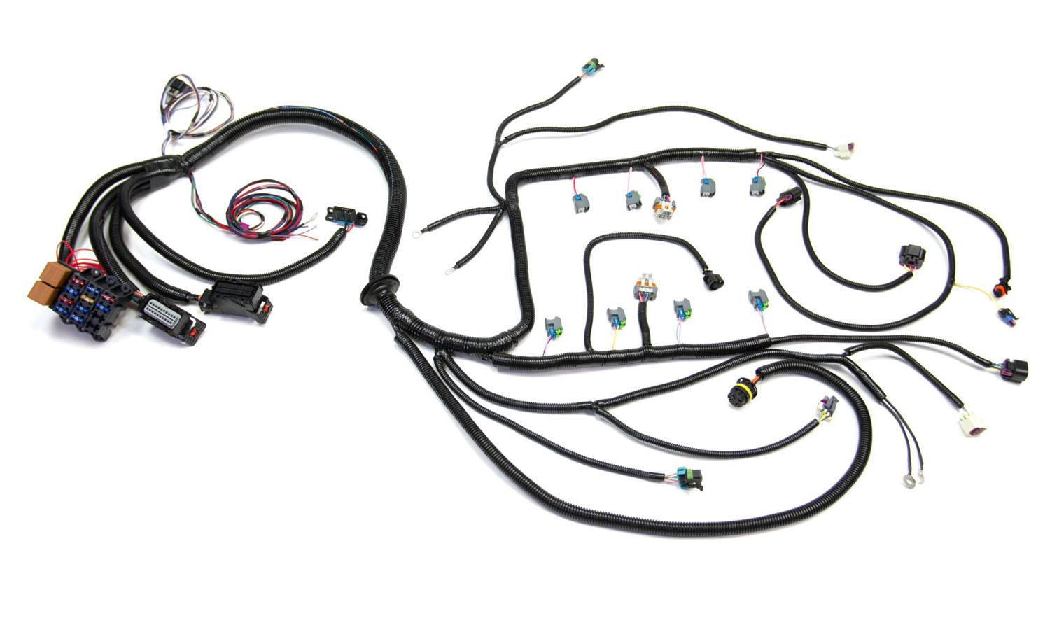 wiring harnesses 1957 oldsmobile