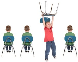 çocuklarda hiperaktivite