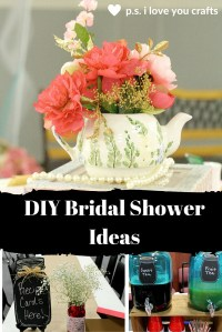 DIY Bridal Shower Ideas for a fun Celebration - P.S. I ...