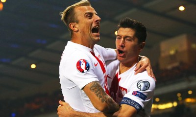 Grosicki & Lewandowski 1