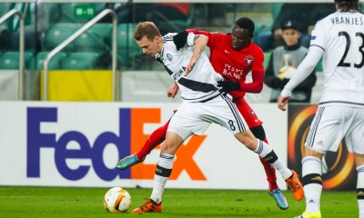Legia - FC Midtjylland 11262015