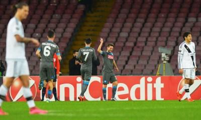 Napoli - Legia 12 10 2015