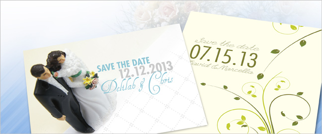 Do-It-Yourself Wedding Invitation Card Templates