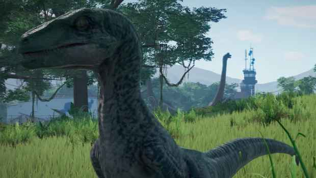 Hd Wallpaper App For Pc Jurassic World Evolution Coming To Ps4 In June