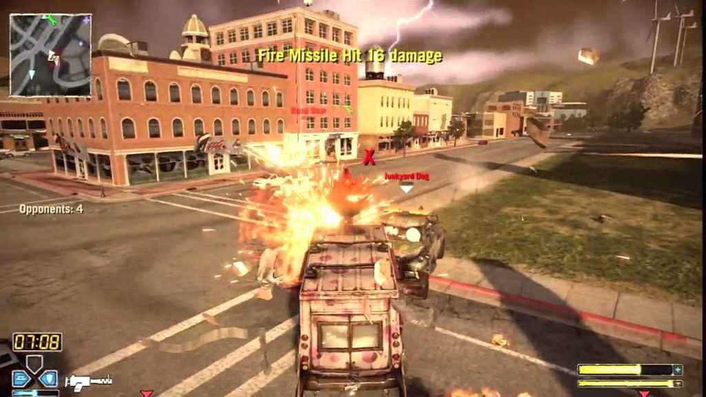 Cars Wallpaper App Twisted Metal Ps4 The Return Of Sweet Tooth And The