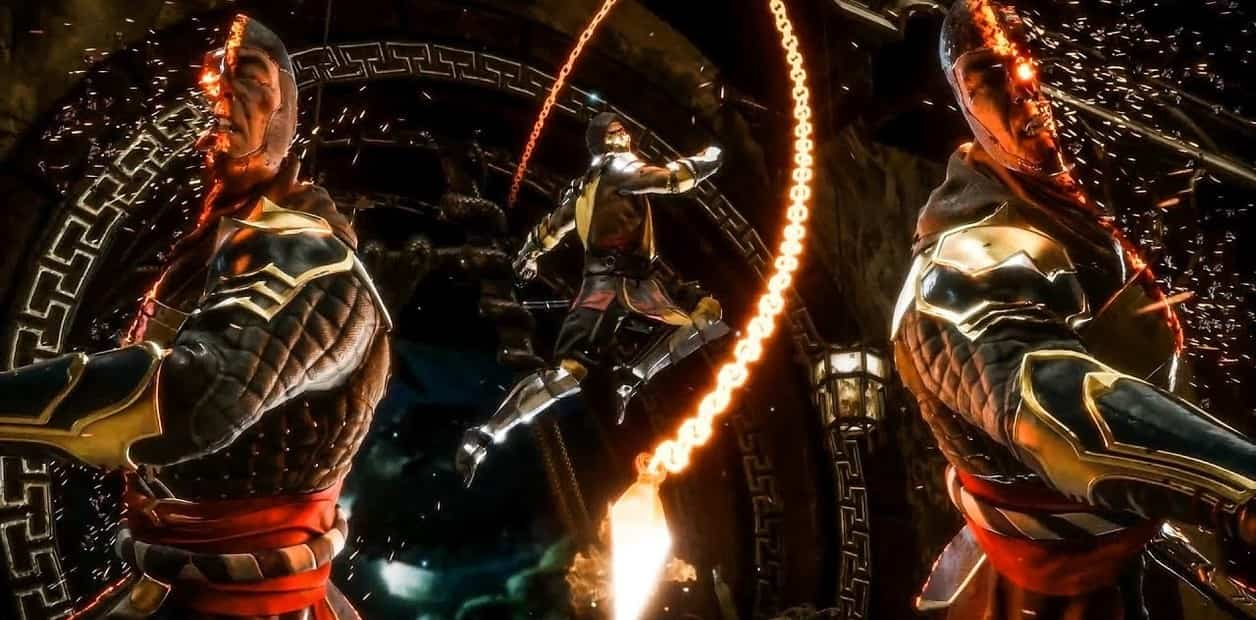 Supreme Wallpaper Hd Mortal Kombat 11 Story Trailer Punches Its Way Into View