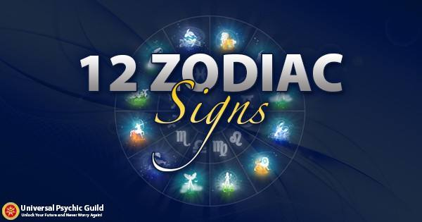 Zodiac Signs REVEALED Free Zodiac Love Compatibility Info 2018