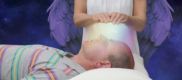 psychic healing a patient