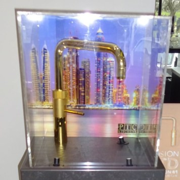 Quooker Golden tap