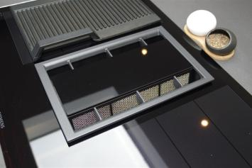 Siemens flexInduction Hob and Griddle plate
