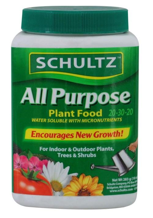 Medium Of Schultz Plant Food