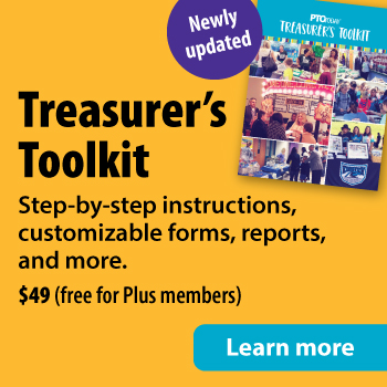 PTO Treasurer  PTA Treasurer Duties, Paperwork, Reports, and Help - treasurer job description