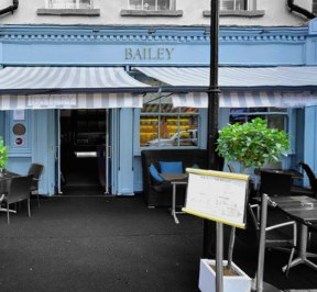 The bailey Bar Cafe