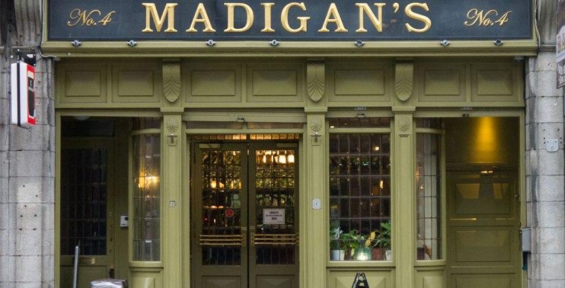 Madigans Abbey Street Dublin